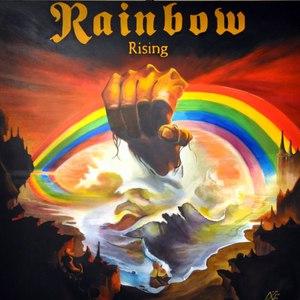 Rainbow альбом Rainbow Rising