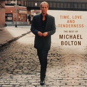 """Michael Bolton альбом Time, Love And Tenderness """"The Best Of Michael Bolton"""""""