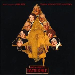 Nino Rota альбом Death On The Nile