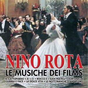 Nino Rota альбом Le musiche dei films