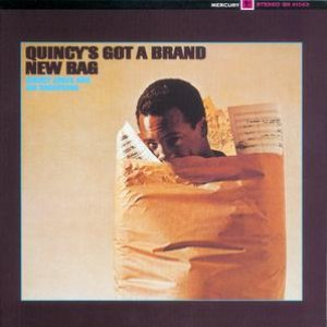 Quincy Jones альбом Quincy's Got A Brand New Bag