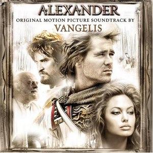 Vangelis альбом Alexander
