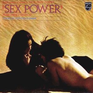 Vangelis альбом Sex Power