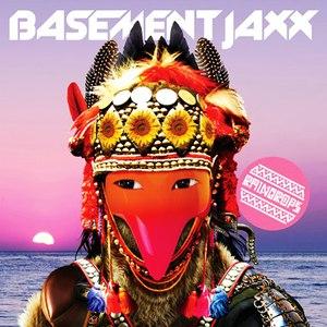 Basement Jaxx альбом Raindrops