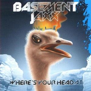 Basement Jaxx альбом Where's Your Head At