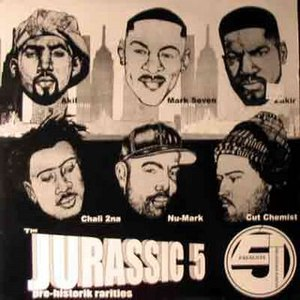 Jurassic 5 альбом Pre-Historik Rarities