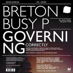 Breton альбом Breton Remixed