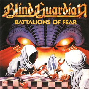 Blind Guardian альбом Battalions Of Fear