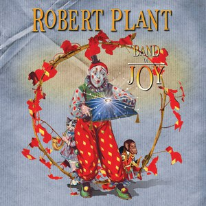 Robert Plant альбом Band Of Joy Spotify EP