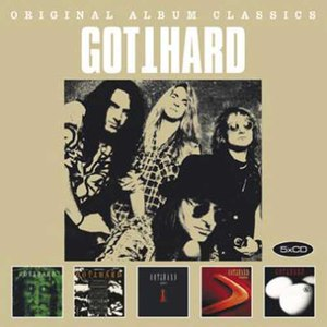 Gotthard альбом Original Album Classics