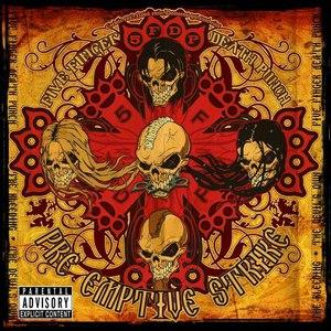 Five Finger Death Punch альбом Pre Emptive Strike