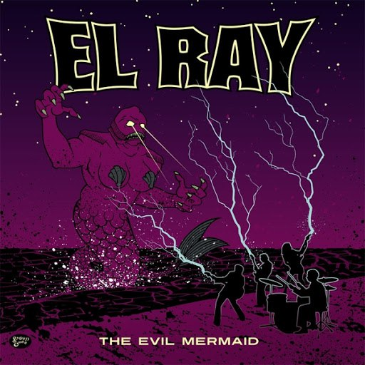 EL Ray альбом The Evil Mermaid