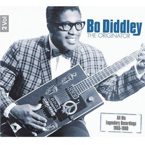 Bo Diddley альбом The Originator