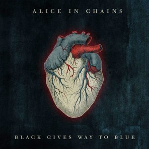 Alice in Chains альбом Black Gives Way to Blue