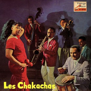 "The Chakachas альбом Vintage Cuba Nº 65 - EPs Collectors, ""Guapacha"""