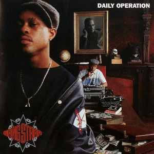 Gang Starr альбом Daily Operation