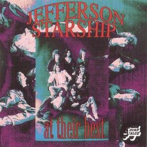 Jefferson Starship альбом At Their Best