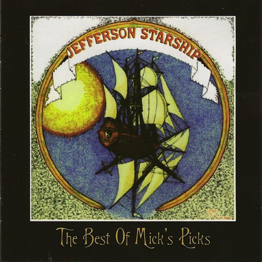 Jefferson Starship альбом The Best of Mick's Picks