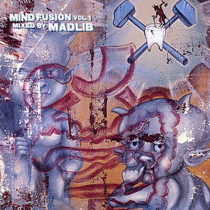 Madlib альбом Mind Fusion Vol. 1