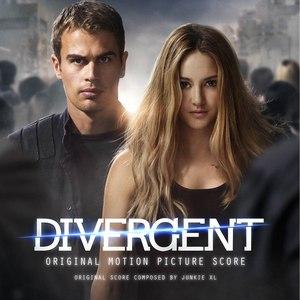 Junkie XL альбом Divergent: Original Motion Picture Score