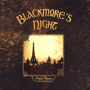 Blackmore's Night альбом Paris Moon