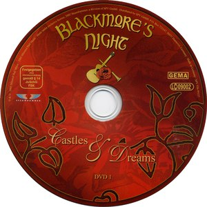 Blackmore's Night альбом Castles & Dreams