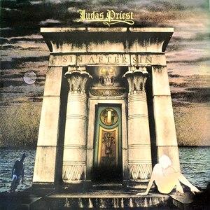 Judas Priest альбом Sin After Sin