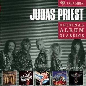 Judas Priest альбом Original Album Classics