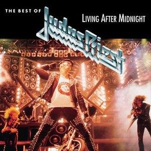 Judas Priest альбом The Best Of Judas Priest: Living After Midnight