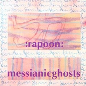 Rapoon альбом Messianic Ghosts