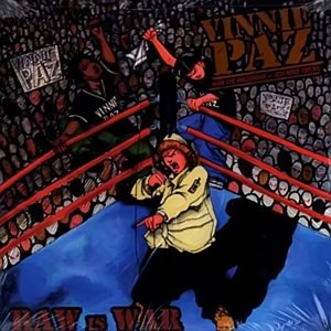 Vinnie Paz альбом Raw Is War