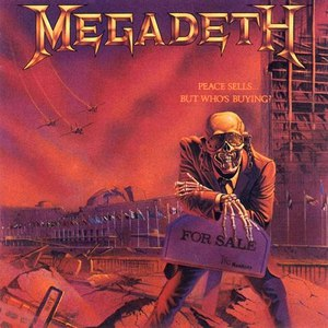 Megadeth альбом Peace Sells...But Who's Buying
