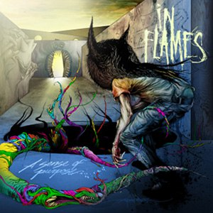 In Flames альбом A Sense Of Purpose (Re-issue 2014)