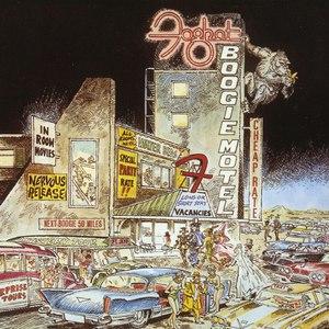 Foghat альбом Boogie Motel
