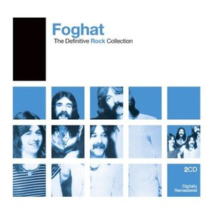 Foghat альбом The Definitive Rock Collection