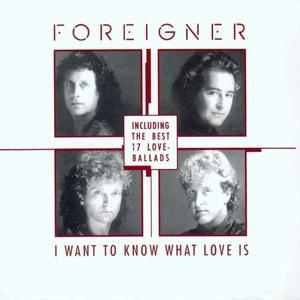 Foreigner альбом The Best of Ballads