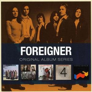 Foreigner альбом Original Album Series