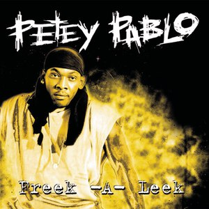 Petey Pablo альбом Freek-a-Leek