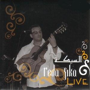 Live альбом Reda Sika