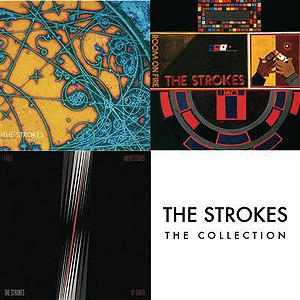 The Strokes альбом The Collection
