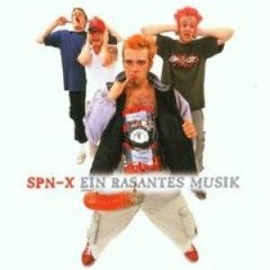 SPN-X альбом Ein rasantes Musik