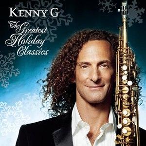 Kenny G альбом The Greatest Holiday Classics