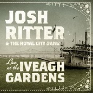 Josh Ritter альбом Live at the Iveagh Gardens