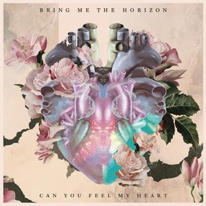 Bring Me The Horizon альбом Can You Feel My Heart