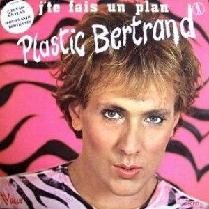 Plastic Bertrand альбом J'te fais un plan