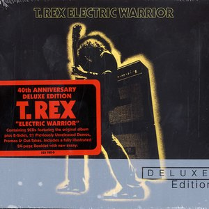 T. Rex альбом Electric Warrior (Deluxe Edition)