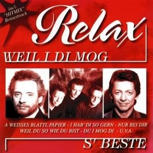 RELAX альбом Weil i di mog - s'Beste