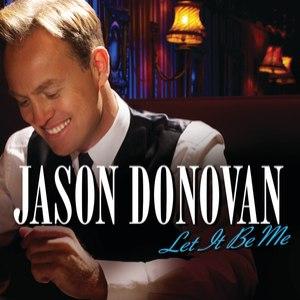 Jason Donovan альбом Let It Be Me