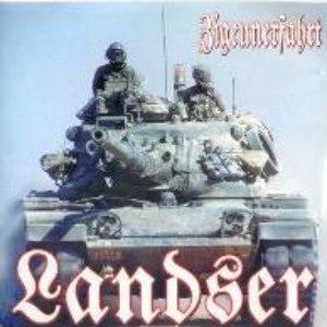 Landser альбом Zigeunerfahrt