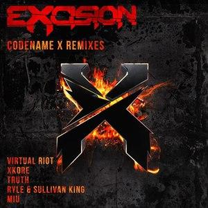 Excision альбом Codename X - The Remixes